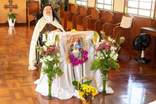 70 anos de Vida Religiosa Irmã Maria Stella-11