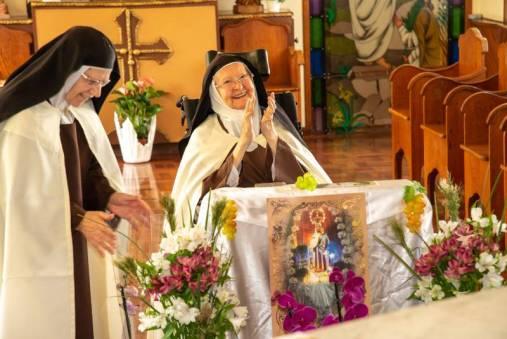 70 anos de Vida Religiosa Irmã Maria Stella-13