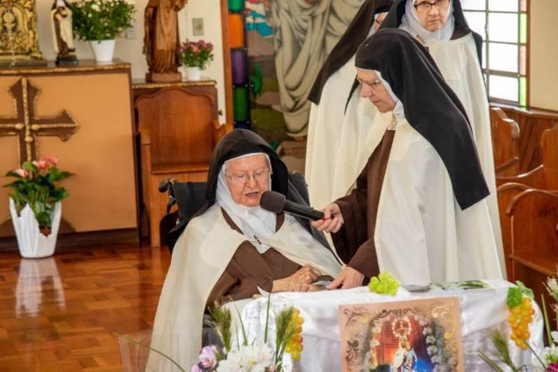 70 anos de Vida Religiosa Irmã Maria Stella-130