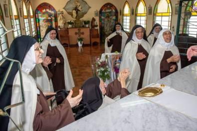 70 anos de Vida Religiosa Irmã Maria Stella-181