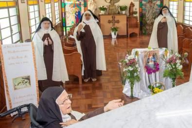 70 anos de Vida Religiosa Irmã Maria Stella-226