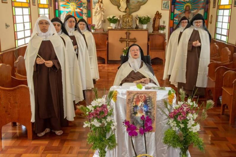 70 anos de Vida Religiosa Irmã Maria Stella-53