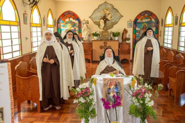 70 anos de Vida Religiosa Irmã Maria Stella-54
