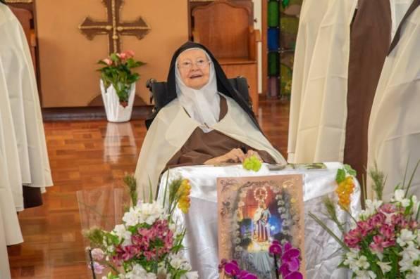 70 anos de Vida Religiosa Irmã Maria Stella-67