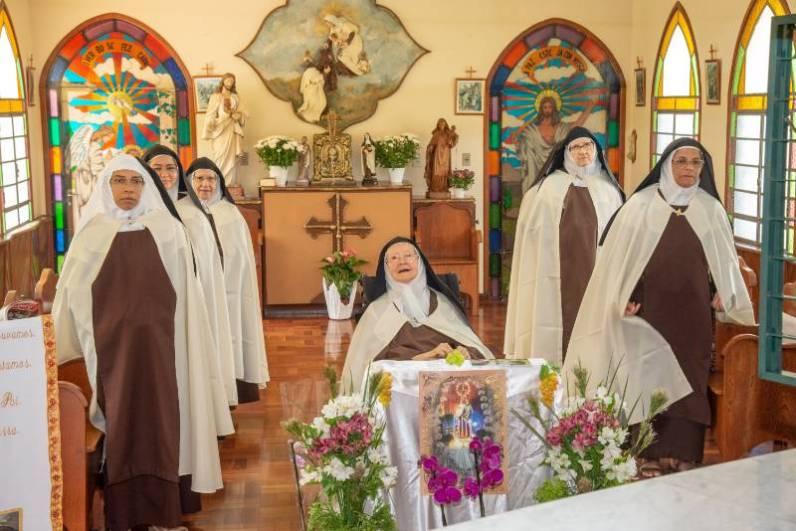 70 anos de Vida Religiosa Irmã Maria Stella-69