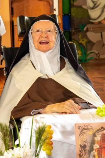 70 anos de Vida Religiosa Irmã Maria Stella-9