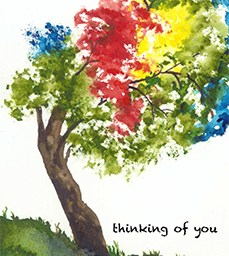 MC-913 HEALING TREE