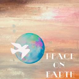 C-399 PEACE ON EARTH