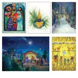 Pk-001 Favorite Christmas Card Pack 2021