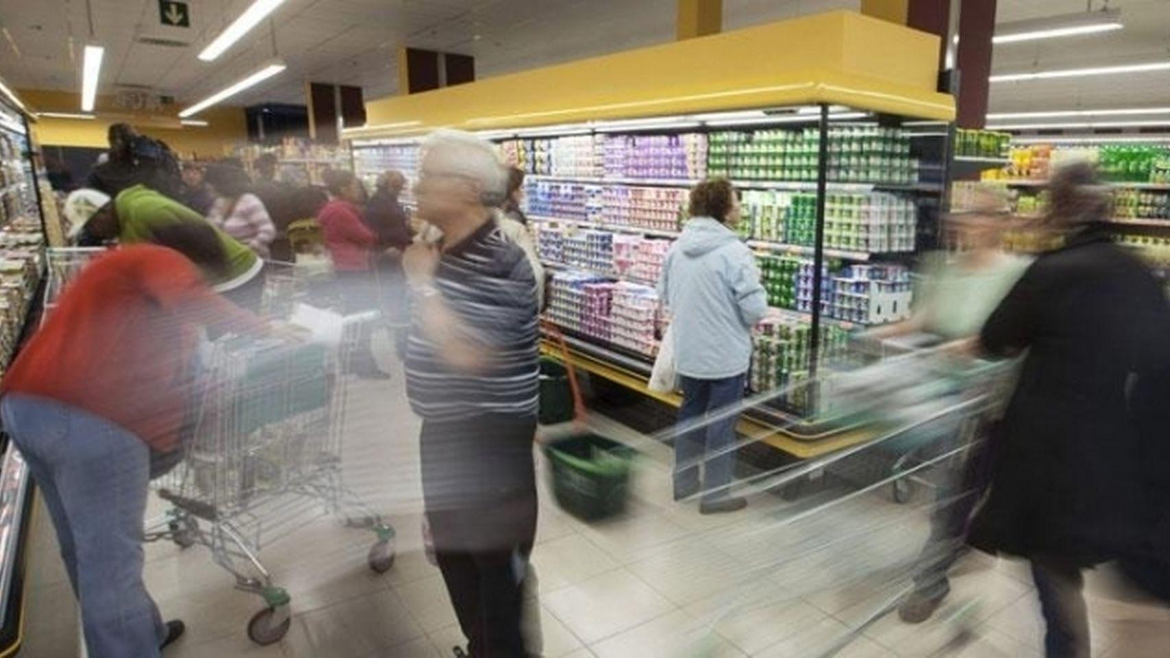 Inflación acumulada en agosto fue de 5,47%