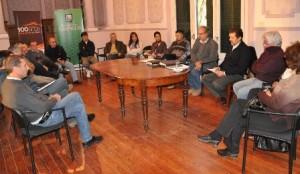 Reunión de Ordenamiento en administración Zimmer