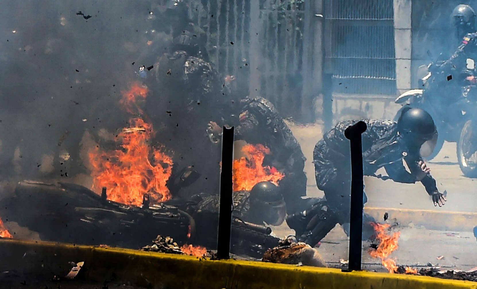 URUGUAY: Uruguay exige a Venezuela que antes de instalar Asamblea genere diálogo