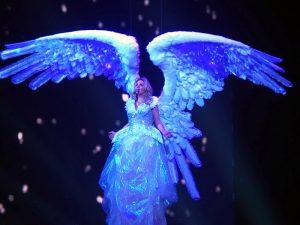 Britney Spears envoie un signe ...