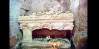 Le tombeau présumé du Père Noël