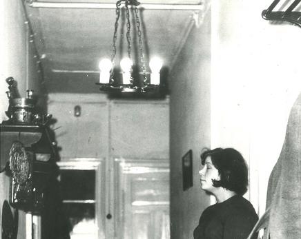 Anne Marie Schaberl, la supposée médium de Rosenheine