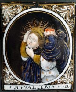 Sainte Valérie de Limoges