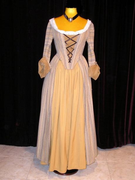 Vestidos princesas medievales