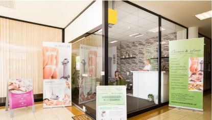 Carmen & Clinic Regenerační a Beauty studio - interier