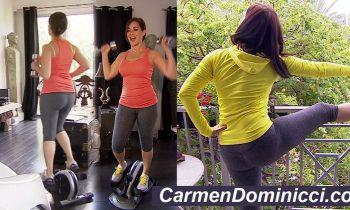 Carmen-Dominicci-haciendo-ejercicios-en-la-casa