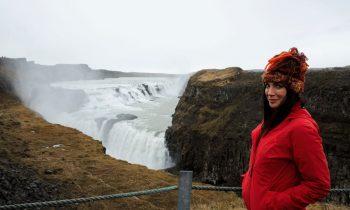 Carmen-Dominicci-Trotamundos-Iceland-Islandia-catarata-cascada-Gullfoss portada