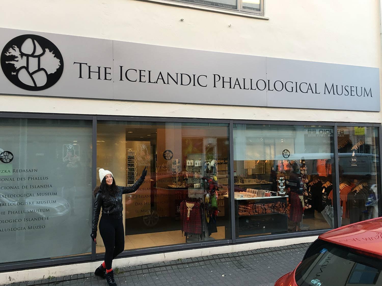 Museo Pene Islandia