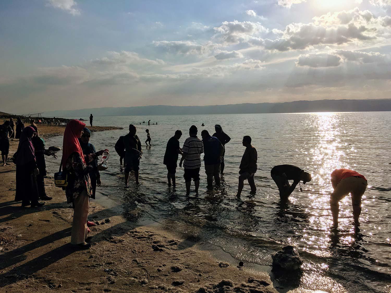 Lo que debes saber antes de viajar a flotar en el Mar Muerto