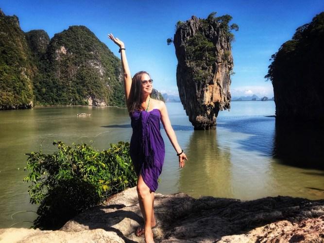 ¡Visité la bahía de Phang Nga y la isla de James Bond en Tailandia!