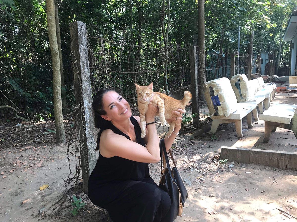 Viajes con gatos: mis 10 romances alrededor del mundo