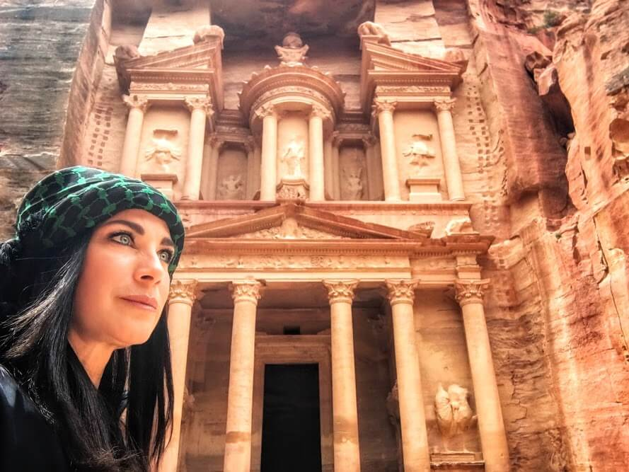 7 Maravillas del Mundo - Petra, Jordania