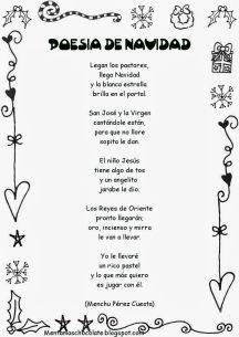 navidad poesia