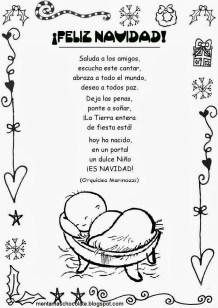 Poesias de Navidad (3)
