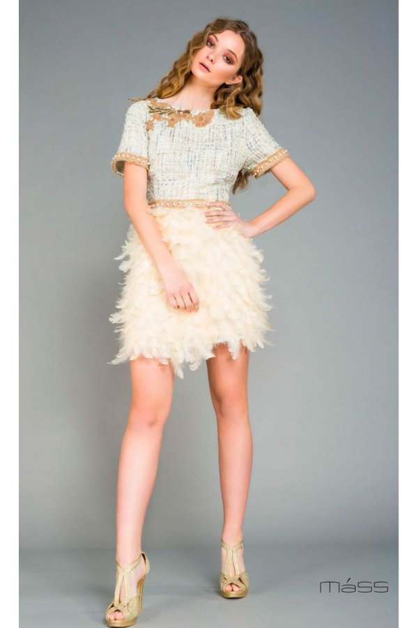 00dfb37f4d 20+ Vestidos Chanel Pictures and Ideas on Meta Networks