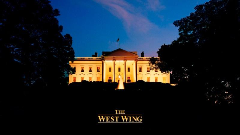 1×07 – En el ala Oeste de la Casa Blanca