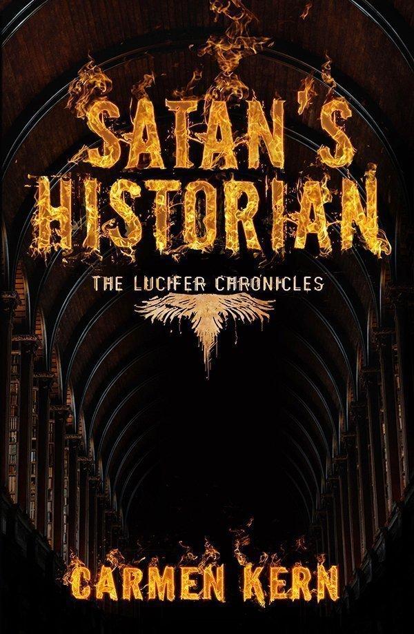 Satan's Historian book cover