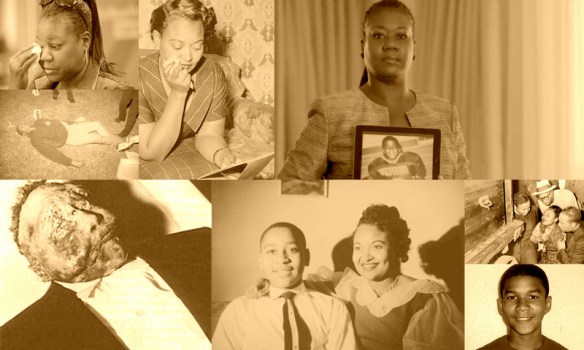 Mamie-Sybrina Collage
