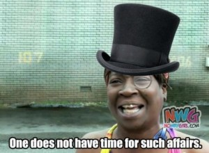 Sweet Brown from a White Perspective