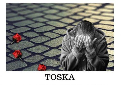 toska, angustia espiritual