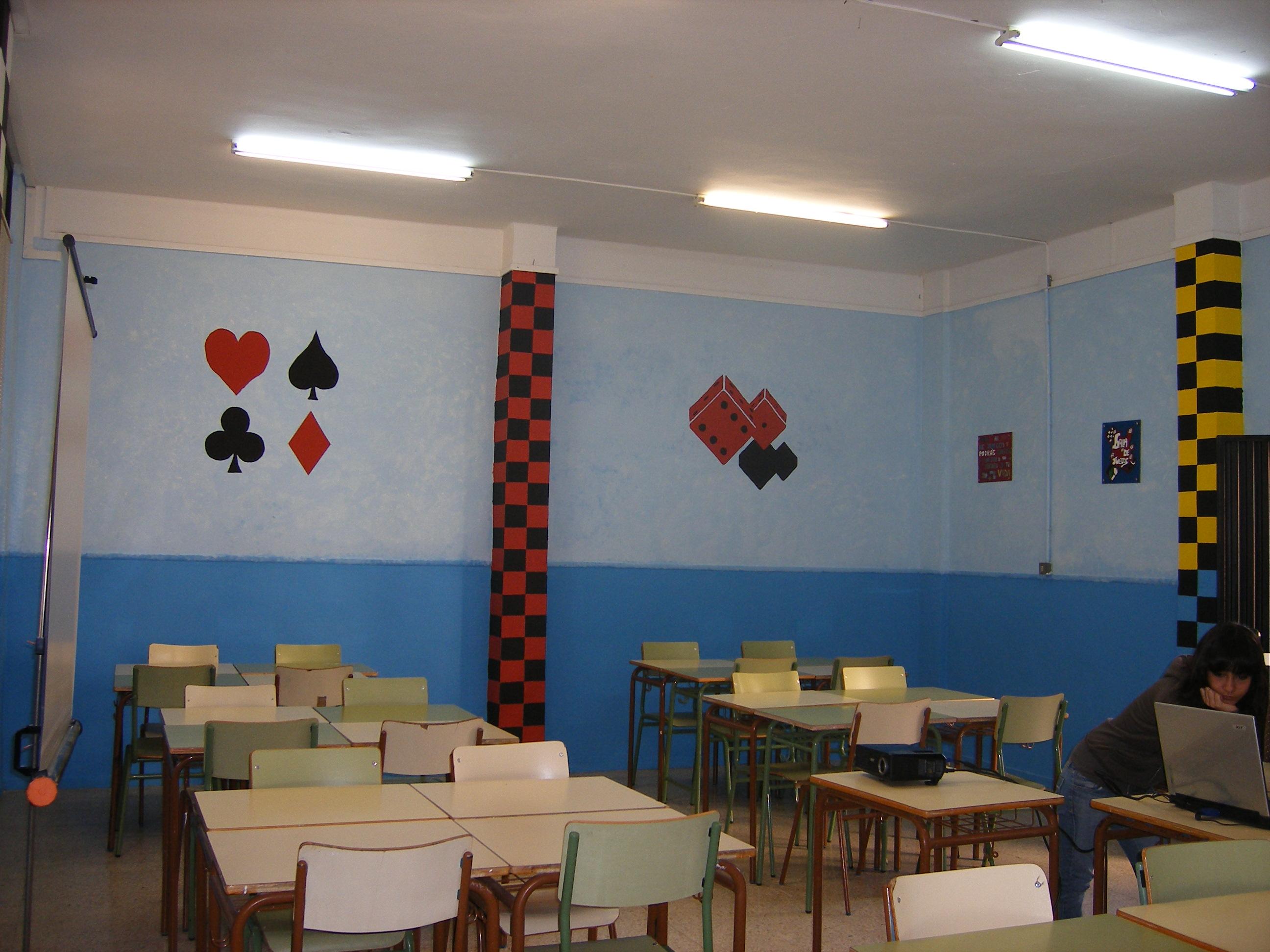 Proyectos de Decoracin de espacios en los centros