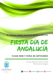 Fiesta Día de Andalucía