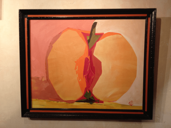 Apple-Paintings-by-Carl-Voe