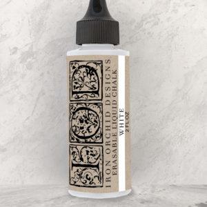 Liquid Erasable white chalk ink