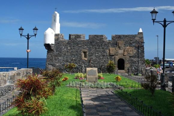 Castle of San Miguel, Garachico