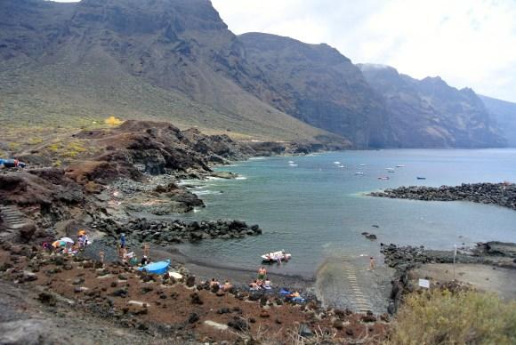 Punto de Teno Beach, Tenerife