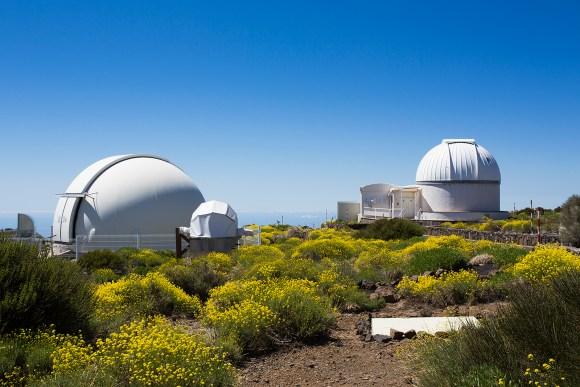 Teide Observatory, Tenerife
