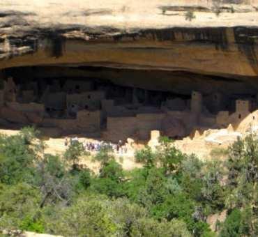 Discovering Mesa Verde National Park,  Colorado
