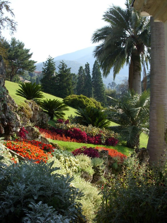 Villa Melzi Gardens, Bellagio, Lake Como