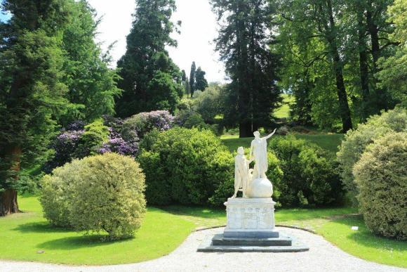 Villa Melzi Gardens, Bellagio, Lake Como
