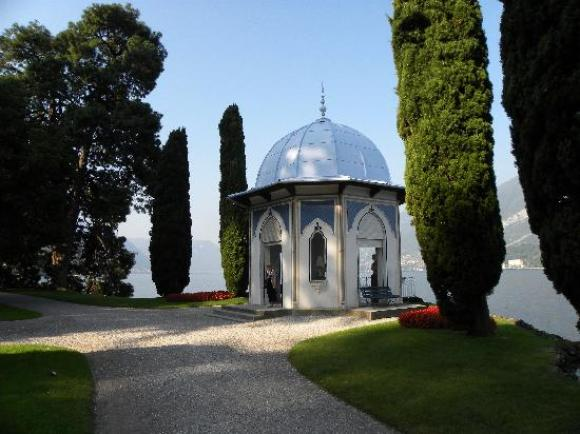 Villa Melzi Family Chapel,  Bellagio, Lake Como