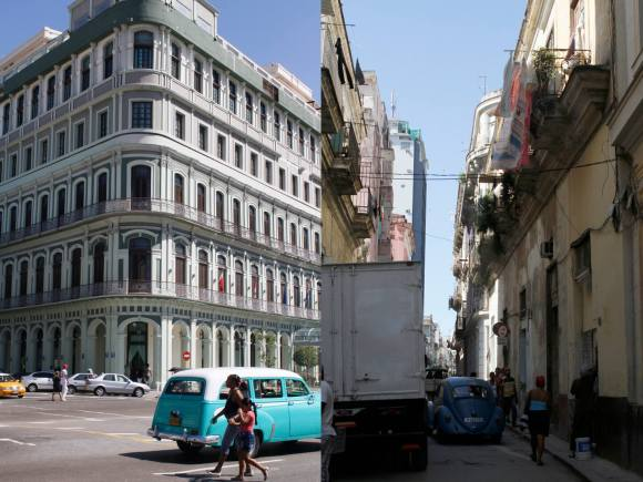 Buildings in Havana, Cuba (photo credit: www.asithappens.me)