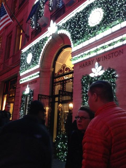 Harry Winston Store, New York City